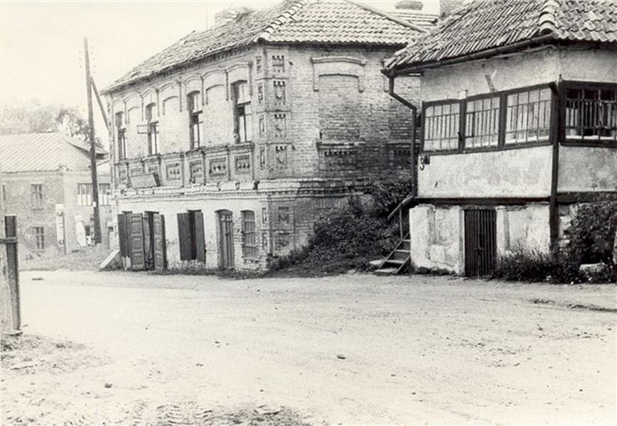 Center of Shepetovka, 1920s.