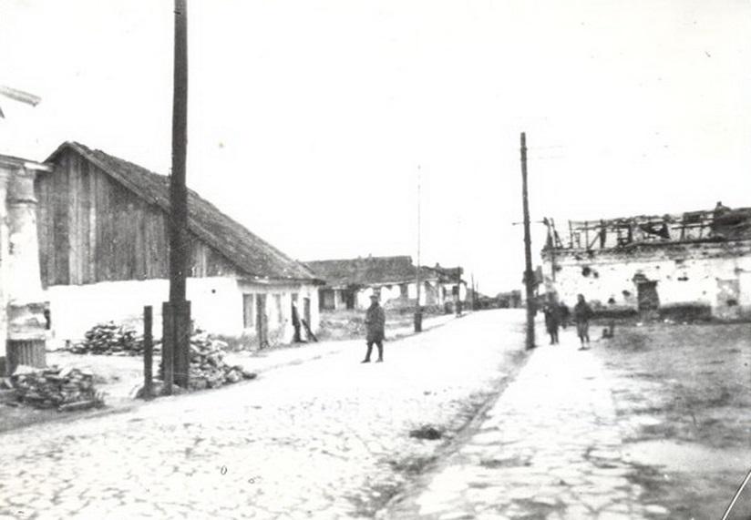 Bazarnaya Str., 1920's.
